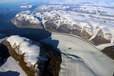 NASA reveals new mode of snow loss in Greenland
