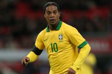 Was very close to Man-U move: Ronaldinho