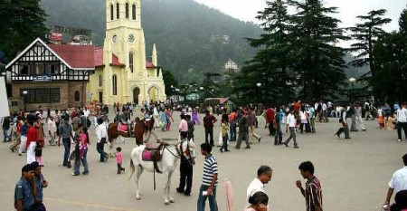Himachal sees high mercury, rains in store