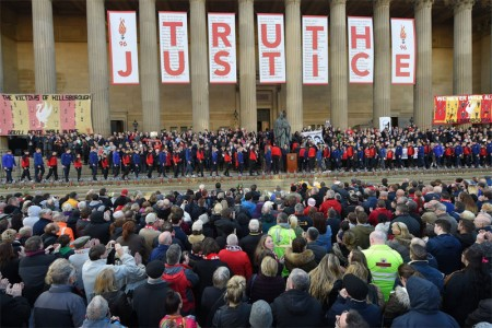 UK prosecutors charge 6 persons over 1989 Hillsborough stadium disaster