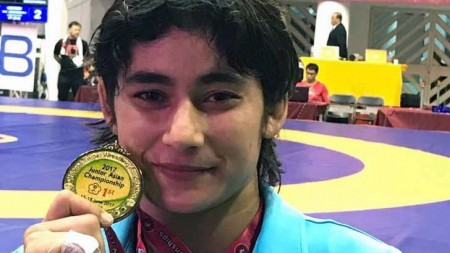 Indians shine at Asian junior wrestling