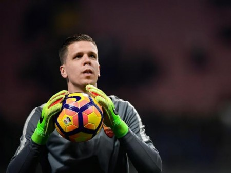 Szczesny to start for Juventus against Fiorentina