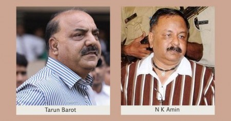 Gujarat Police officers Amin and Barot to quit