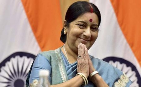 Indian killed in US, Sushma says following it up