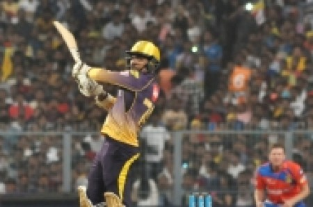 IPL: KKR ride Uthappa, Narine show to post 187/5 against Gujarat