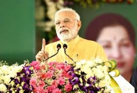 TN got more funds and projects under NDA rule: Modi