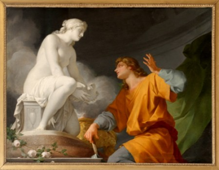 From gratified desire to social-climbing skills: The course of a Greek myth (Column: Bookends)