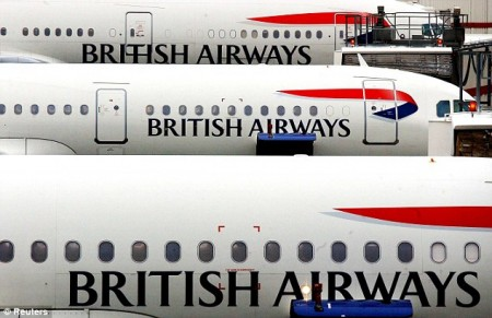 British Airways hit the gas system with a global system crash