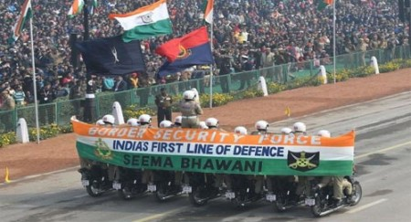 BSF sets world record in motorcycle riding