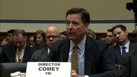 Comey duplicate intelligence acting : Report