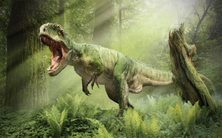 Dinosaurs' sensitive faces helped them eat, attract mates