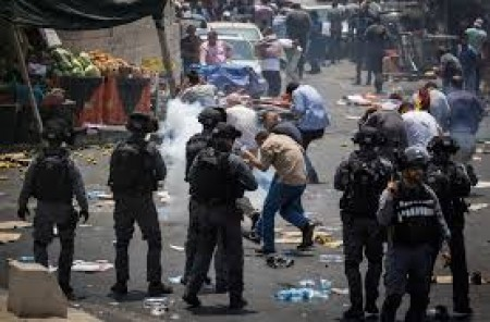 2 Palestinians dead in clashes