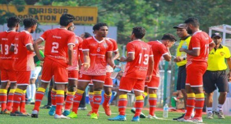 2nd Division League: Ozone, Hindustan play out a 2-2 draw