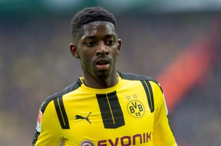 Barcelona's Dembele undergoes successful surgery