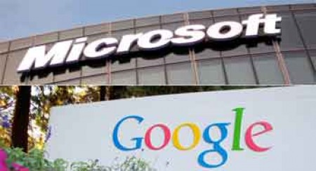 Google and Microsoft agree to crack down on internet piracy