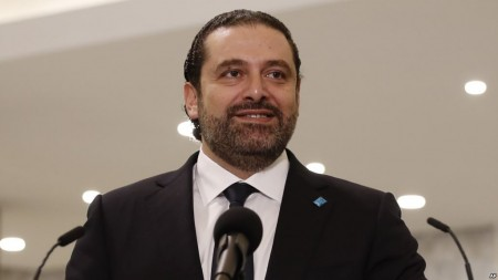 Lebanon PM Hariri to meet Macron in Paris