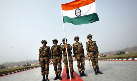 India becomes world's fifth largest military spender