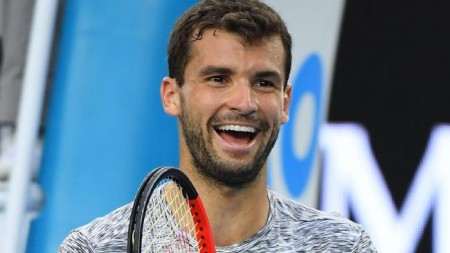 Dimitrov beats Kyrgios, ends Australia's hopes for 1st local champ in decades