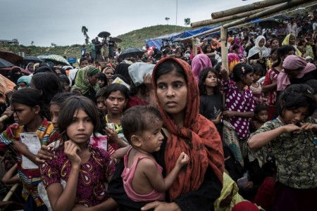 Myanmar 'ready' to receive Rohingyas from Bangladesh