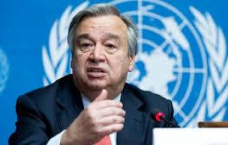 UN chief condemns use of nerve agent in poisoning of spy in Britain