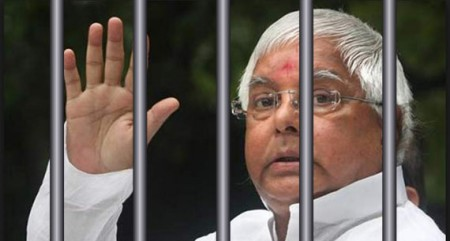 Lalu Prasad jailed for 7 years in another fodder scam case