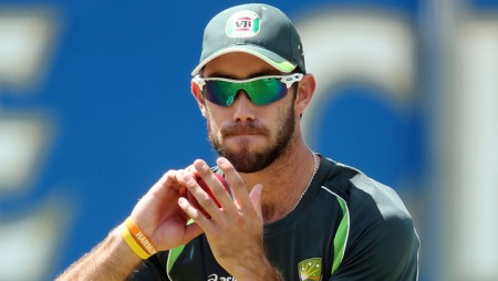 Maxwell wants to repeat Ranchi show in Ashes