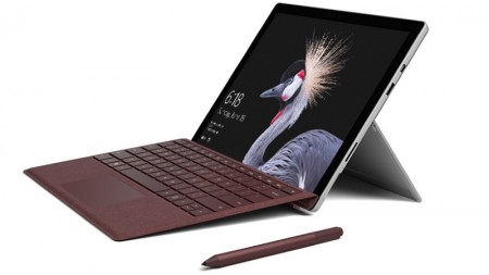 Microsoft announces new Surface Pro with 13.5 hour battery life