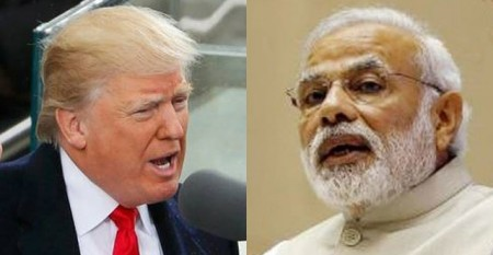Modi, Trump to discuss terrorism
