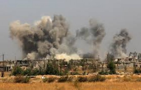 6 IS militants killed in Iraq airstrike