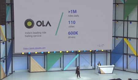 Ola together with Google launches 'Progressive Web App'