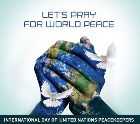 The 100th anniversary of the UN Peace International Day begins