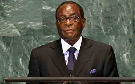 Mugabe emerges from house arrest