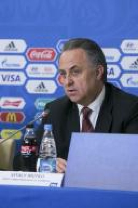 Russian Deputy PM: praised security system at Confed Cup