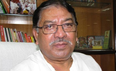 Somen Mitra new Bengal Congress chief