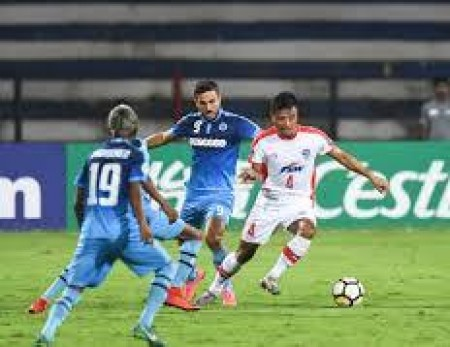 AFC Cup: Bengaluru lose to New Radiant
