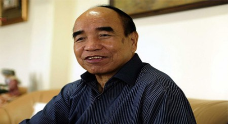 MNF chief Zoramthanga stakes claim to form government in Mizoram