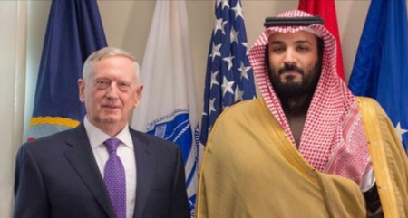 US State Department approves $670m arms deal with Saudi Arabia