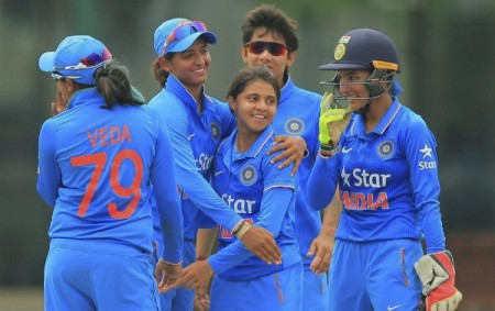 Indian women opt to field against West Indies in World Cup