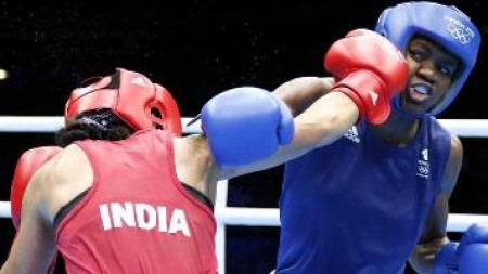 Four Indian boxers in fray on Friday