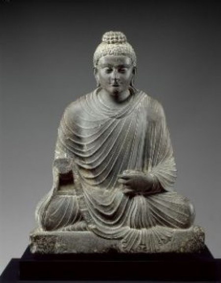 'World's oldest' Buddha statue unearthed in Pakistan